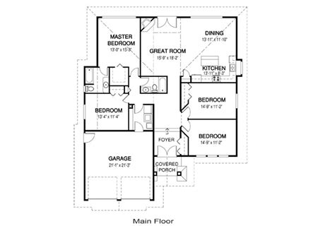 Arizona Floor Plans | house plans the arizona cedar homes