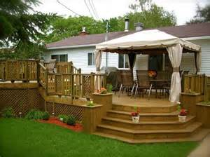 yard design for mobile home 45 great manufactured home porch designs decks decking