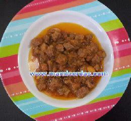 Oseng Mercon Kaleng Daging Sapi Makanan Kaleng resep mudah praktis oseng oseng mercon resep inova melisa