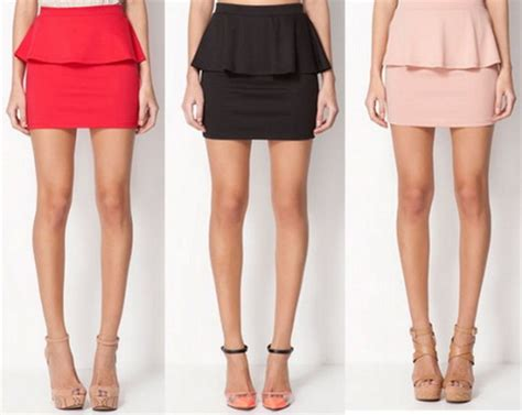 Rosita Peplum modas d faldas