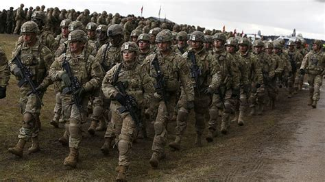 soldiers of us can t shake cold war mindset russian mod rt world news