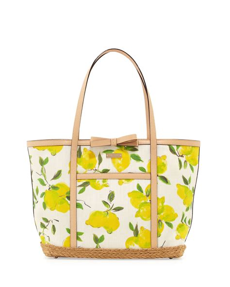 Kate Spade Raleigh Suede Francis Bag by Kate Spade Espadrille Francis Tote Bag Painterly