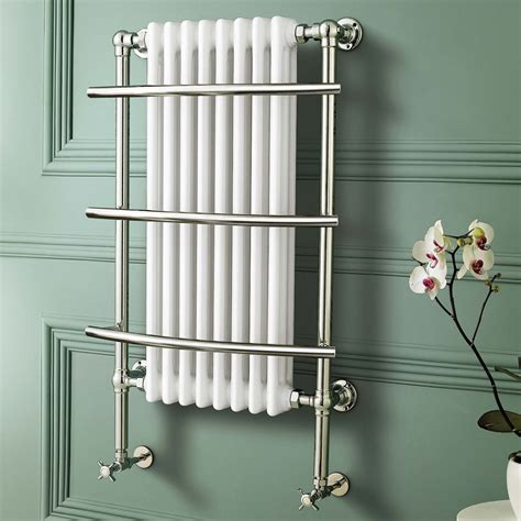 Roll Out Shelves For Kitchen Cabinets by Traditional White Wall Mounted Towel Rail Radiator Victoria