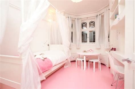 pretty room designs stylish girls pink bedrooms ideas