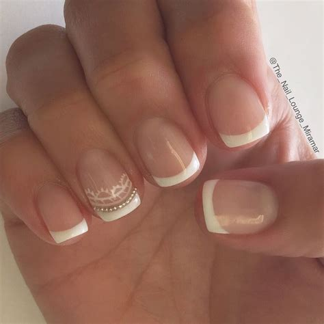 nail design tips home how to achieve flawless diy french tips 30 french