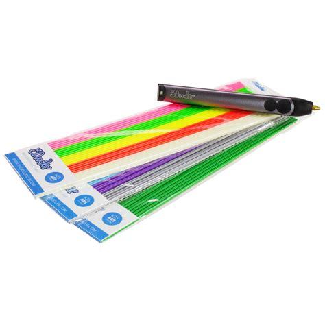 3doodler pen cost 3doodler abs plastic refill packs getdigital
