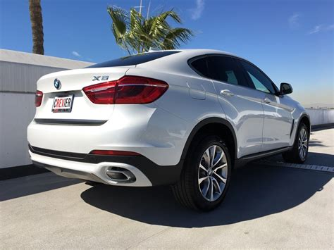 new bmw x6 2018 2018 new bmw x6 xdrive35i sports activity at crevier bmw