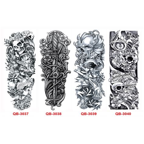 temporary tattoos that last 6 months wholesale 3d makeup waterproof temporary stickers