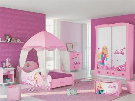Adorable Barbie Bedroom Bedroom Design For Sweet Girls