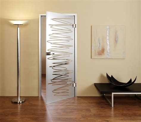 White Frosted Glass Interior Doors Interior Glass Door For Bathroom And Toilet With Locks