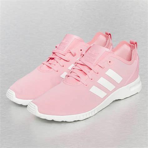 sneaker pink adidas flux pink