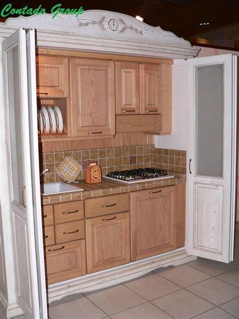 cucina in armadio cucina armadio contado roberto cucine e