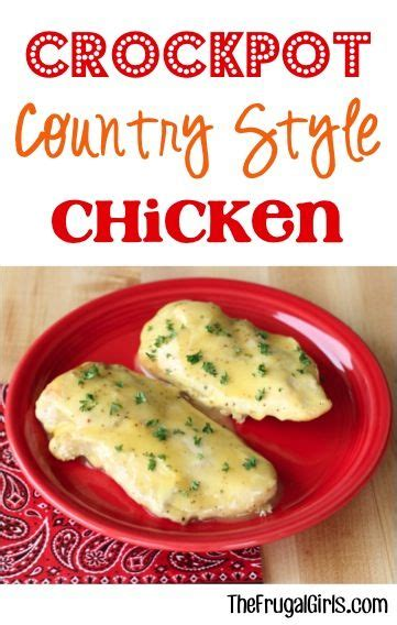 country style chicken recipe 1000 images about crockpot recipes on