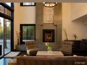 Houzz Fireplace Ideas Concrete Fireplace Surround Contemporary Indoor