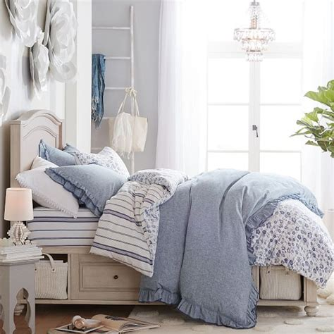 pottery barn teen chelsea storage bed cool kids rooms chelsea storage bed pbteen