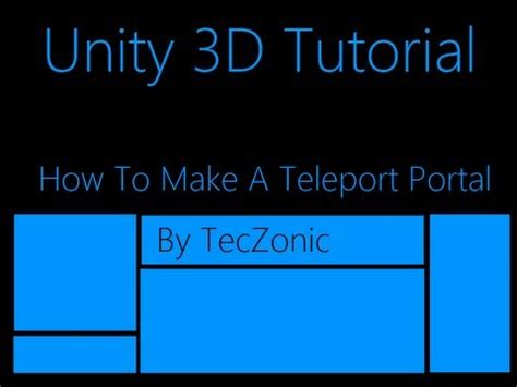 unity tutorial free download full download unity3d tutorial 7 teleporting free script