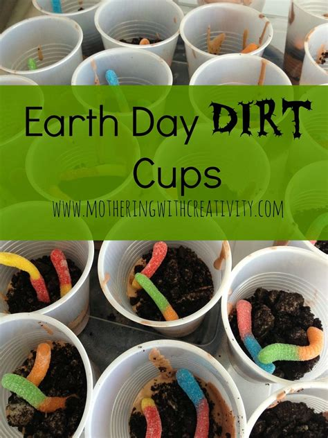 day cooking ideas mothering with creativity dirt cups recipe great for