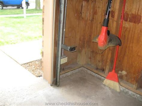 Installing Garage Door Sensors Garage Door Opener Safety Manual Bottom Line