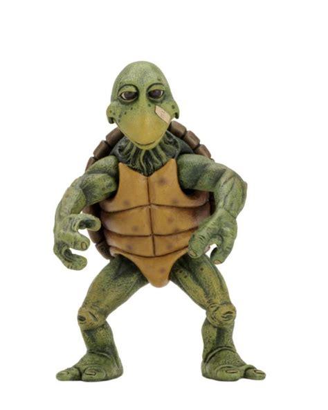 Set Mutant Turtles B 4 Karakter Berkualitas tmnt 1990 baby turtles 1 4 scale figure set