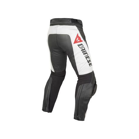 dainese delta pro  deri pantolon black white fiyati