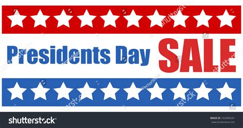 z gallerie presidents day sale presidents day sale vector stock vector 153394241
