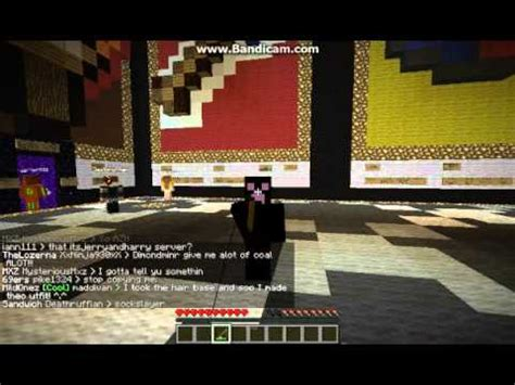 jerry and harry minecraft minecraft its jerry and harry server