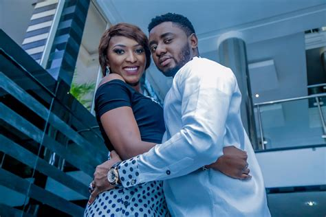 nigerian actress esther audu surprise actress esther audu and video director philip