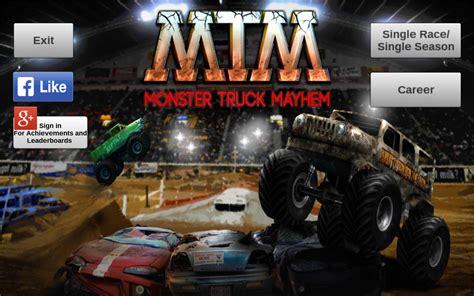 monster truck video download download gratis monster truck mayhem gratis monster truck