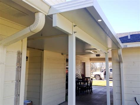 Patio Covers Baytown Tx Aluminum Roof Patio Cover Insulated In Baytown Tx 187 A 1