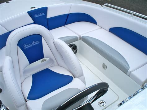 Boat Upholstery by Marine Services 171 The Mad Stitchers