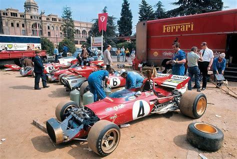 Ferrari F1 History by Ferrari 312b Spain 1971 By F1 History On Deviantart