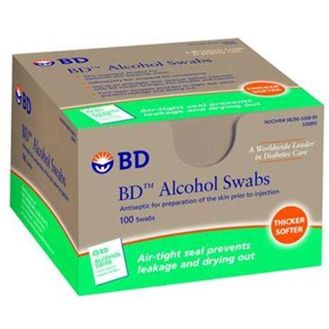 Alkohol Swab Bd Swab Berkualitas bd swabs at healthykin
