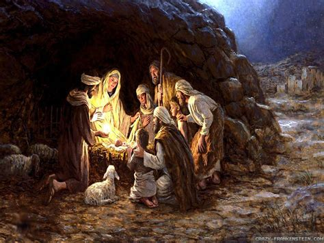 christmas manger scene painting search results
