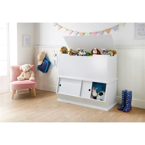 mobel toy storage chest home kids furniture bm