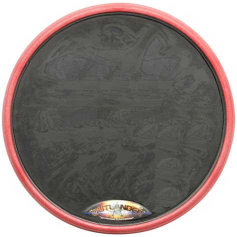 Drum Pad Large 10 offworld percussion outlander practice pad large drum