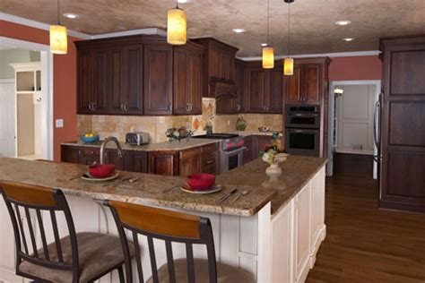 two level kitchen island benefits of a two level kitchen island atlanta design