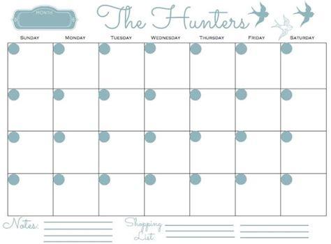 family calendar printable printable dailyweekly