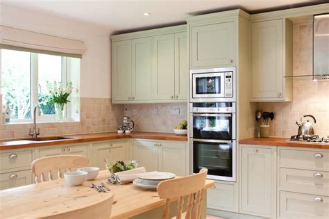 Green Paint In Kitchen - how to paint your kitchen cabinets freshome