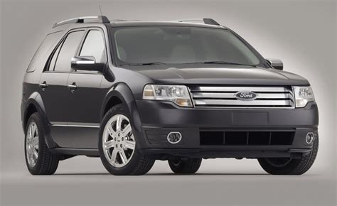 how does cars work 2008 ford taurus x auto manual 2008 09 ford taurus x consumer guide auto