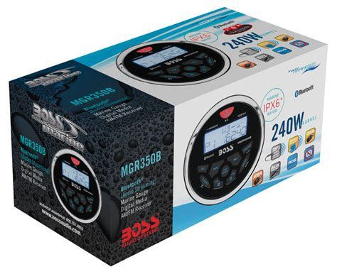 rock the boat marine stereo get 2018 s best deal on boss audio mgr350b marine stereo