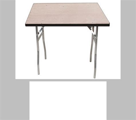48 square folding table standard series 48 square folding banquet table with