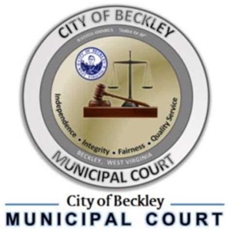 Lucas County Municipal Court Records Municipal Court City Of Beckley