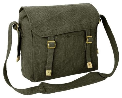 Messenger Bag Olive small canvas webbing messenger bag olive mens messenger