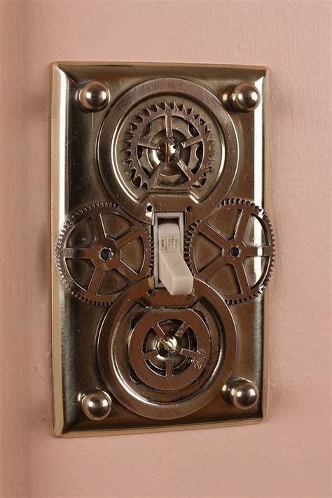 Diy Steampunk Home Decor by Steampunk Diy Fixtures Accessories Home Decor Home