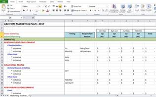 marketing analysis excel template free excel tmp