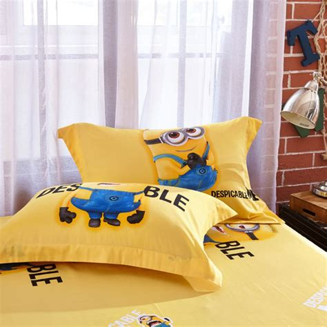 twin size bed comforter minion bed set queen king twin size ebeddingsets