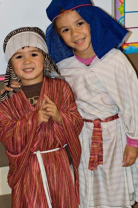 ten adorable kids bible costumes ministry  children