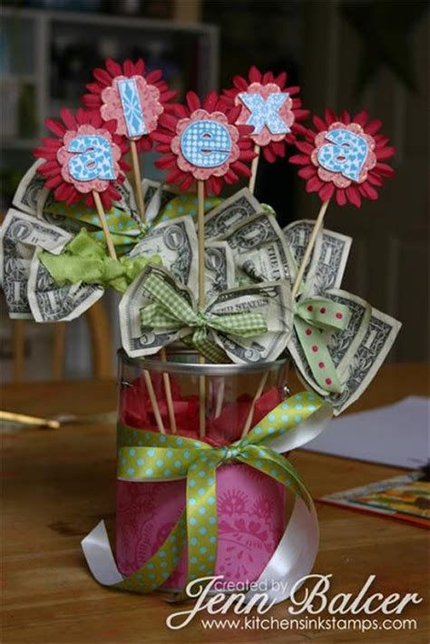 I No Money For Gifts - it s written on the wall tips and tricks money bouquet