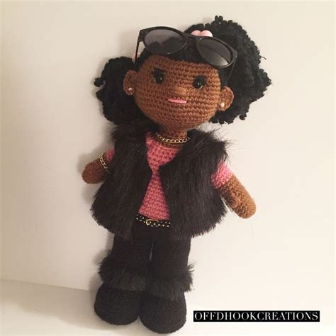 black doll patterns 1000 images about crochet dolls on dolls