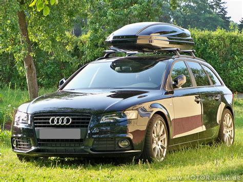 Audi A4 Dachbox by Dachbox 2 Audi A4 B8 8k 1 8 Tfsi Fritzgerald 8k
